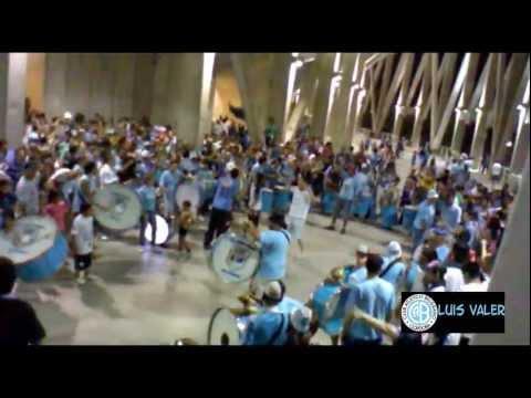 Hinchada De BELGRANO vs Instituto - Los Piratas Celestes de Alberdi - Belgrano