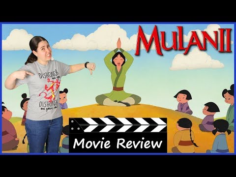 Mulan II (2004) - Movie Review