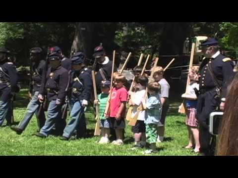 Civil War Day 2014 promo short