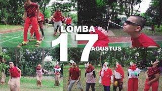 Video RUSUH Lomba Makan Krupuk, Tarik Tambang 17 Agustusan Gen Halilintar SERUUUUU!! MP3, 3GP, MP4, WEBM, AVI, FLV Mei 2019
