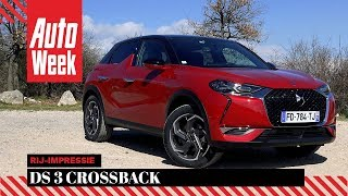 DS 3 Crossback - AutoWeek Review