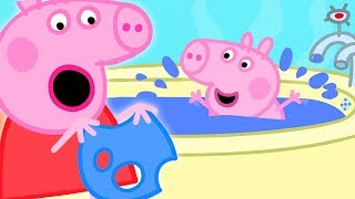 Peppa Pig Official Channel   George Pig Needs New Clothes