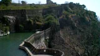 Chittorgarh India  city pictures gallery : Gaumukh reservoir, Chittorgarh Fort, Chittorgarh, Rajasthan, India