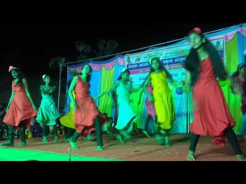 GHPGS Lingadahalli students(2)