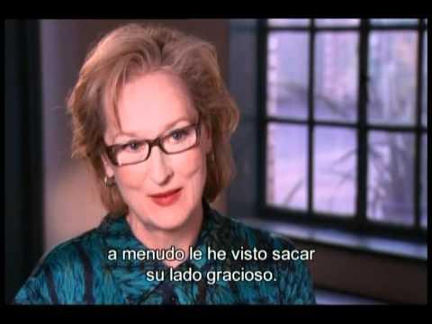 La Dama de Hierro - Iron Lady - Entrevista a Meryl Streep