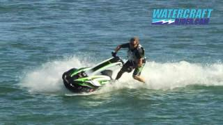 9. 2017 Kawasaki SX R On The Water