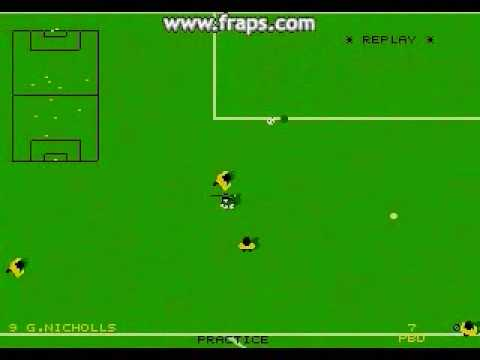 kick off amiga game