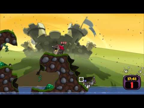 Worms Reloaded (Steam Gift, Region Free)