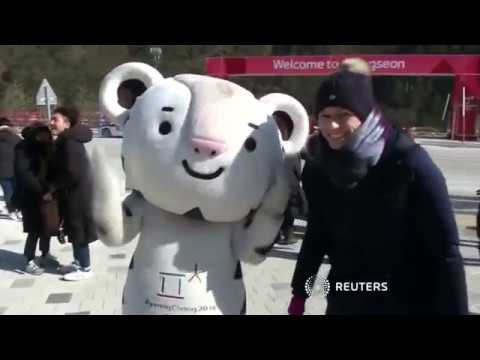 Fierce winds, bitter cold impact Winter Olympics