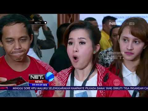 Pengambilan Nomor Urut Parpol Peserta Pemilu 2019 - NET 5