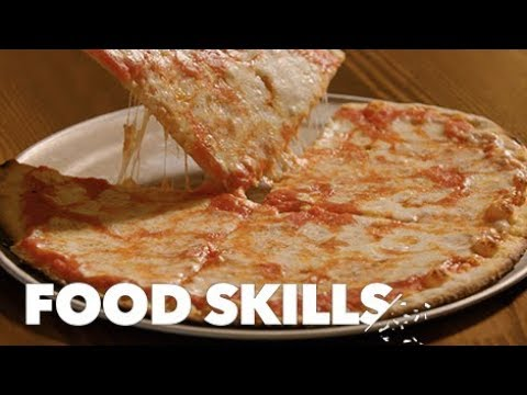 Roman-Style Pizza Is the Perfect Pie for Thin-Crust Lovers   Food Skills