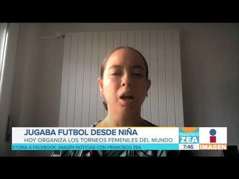 Conoce a Marely Flores, la zacatecana que trabaja en la FIFA
