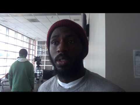 Rakeem Cato Interview 10/7/2013 video.