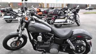 9. 332219 - 2014 Harley Davidson Dyna Street Bob FXDB - Used Motorcycle For Sale