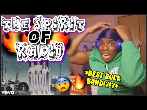 IS RUSH THE BEST ROCK BAND?? Rush - The Spirit Of Radio [REACTION!]🔥(I went CRAZY...)