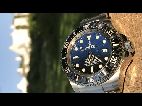 One Year Later: The Rolex Deepsea