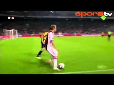 المراوغات الرياضية لأفضل اللاعبين فى العالم