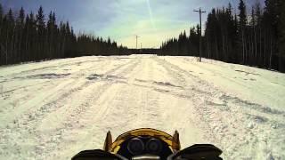 1. Ski-Doo MXZ ADRENALINE 600 H.O SDI (30-03-2013) Part 2