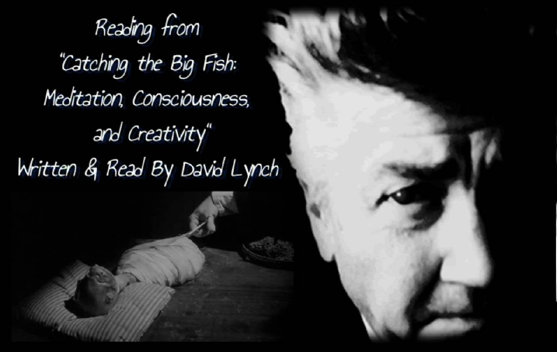 Book review catching the big fish by david lynch for David lynch catching the big fish