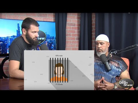 Why Prisoners are ACCEPTING ISLAM Inside The Prisons of The United States U.S.A.🇺🇲