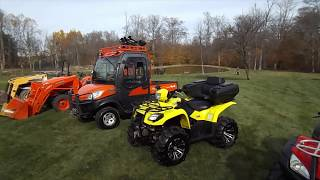 3. Four Wheelers, UTVs, Tractors, Toy Hauler