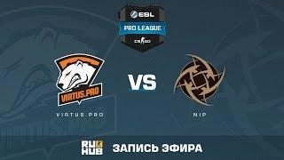 Virtus.pro vs. NiP - ESL Pro League S5 - de_cobblestone [Enkanis, yxo]