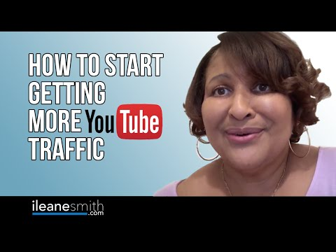 Watch 'How to Start Getting More YouTube Traffic to Your Videos'