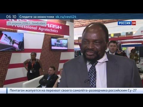 Россия возвращает себе позиции в африке
