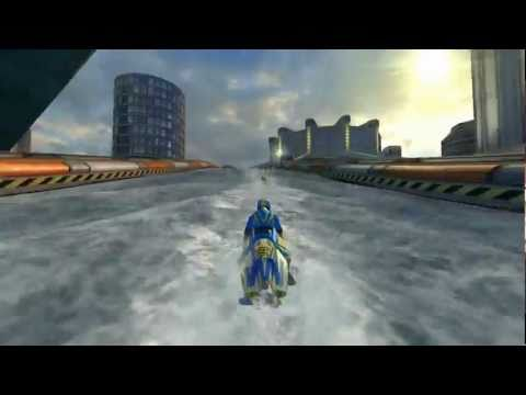 Video of Riptide GP Demo