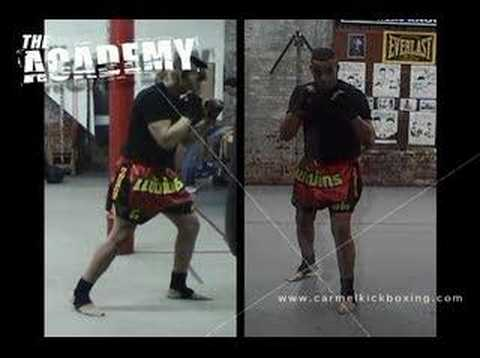 mbenson001 - muay thai basic fight stance.