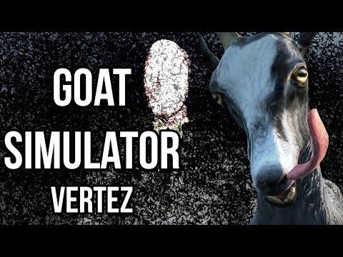 ZABIŁEM SLENDERA! | Goat Simulator #2 | Vertez
