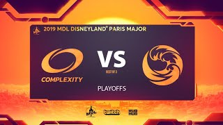 coL vs Beastcoast, MDL Disneyland® Paris Major, bo1 [Lex & Adekvat  ]