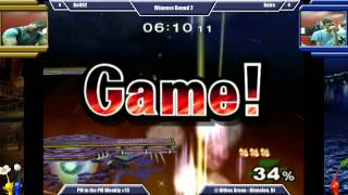 NAIRO had a nasty Fox… in MELEE