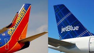 JetBlue vs Southwest Airlines