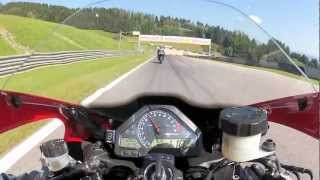 4. 1000ps Gripparty Red Bull Ring 2012 - Honda CBR1000RR Fireblade SC57