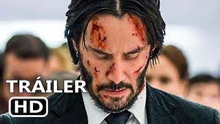 JOHN WICK 3 Tráiler Español SUBTITULADO (Keanu Reeves, 2019) PARABELLUM