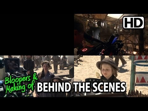The Lone Ranger (2013) Making of & Behind the Scenes (Part1/4)