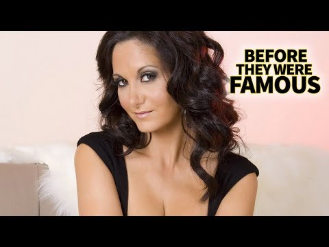 AVA ADDAMS - Before They Were Famous (видео)
