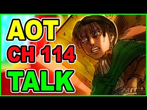 Is Levi A Virgin? Will Mikasa Surpass Levi? | Attack On Titan Chapter 114 Discussion