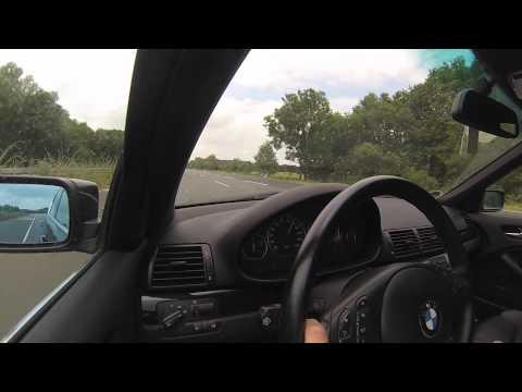 BMW E46 330i // Sound, Acceleration & Nordschleife