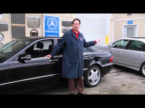Mercedes - For more info and all related videos: https://mercedessource.com/problems/body-and-exterior-trim/avoiding-expensive-mistakes-buying-a-used-mercedes-benz Pric...