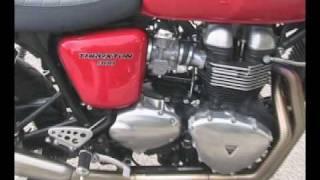 8. 2009 Triumph Thruxton