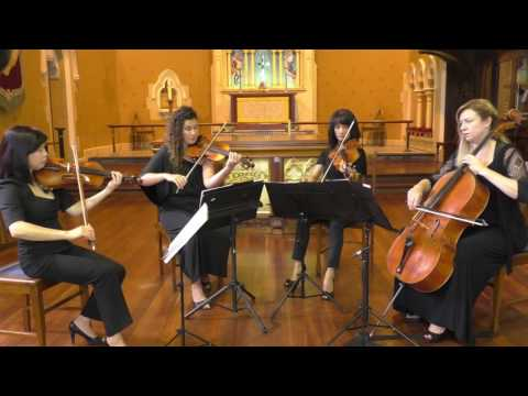 Pachelbel Canon (Pachelbel) by Amicus String Quartet