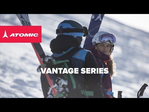 Atomic Vantage 100 CTI Skis