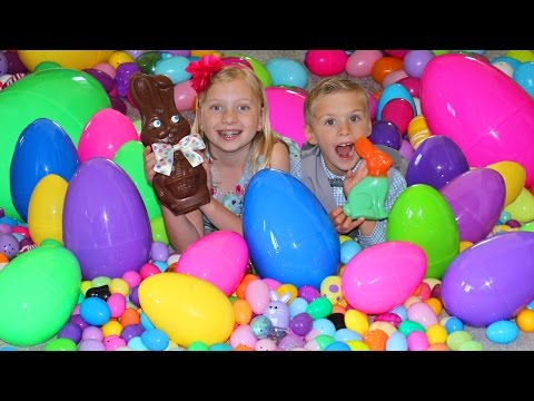 24 Hours With 5 Kids on Easter (видео)