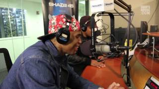 Chris Brown Names Top R&B Singers in the Game & Reacts to Winning Grammy on Sway in the Morning