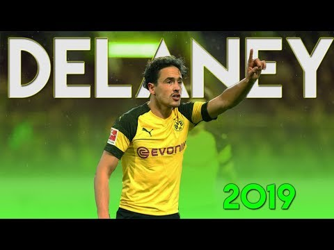 Thomas Delaney 2018/2019| Box to Box Midfielder |Borussia Dortmund