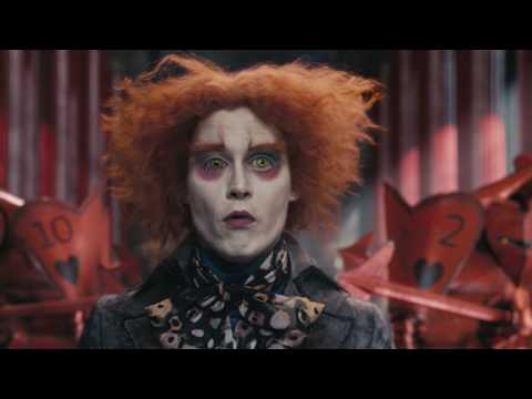 Alice in Wonderland (Featurette 'The Mad Hatter!')