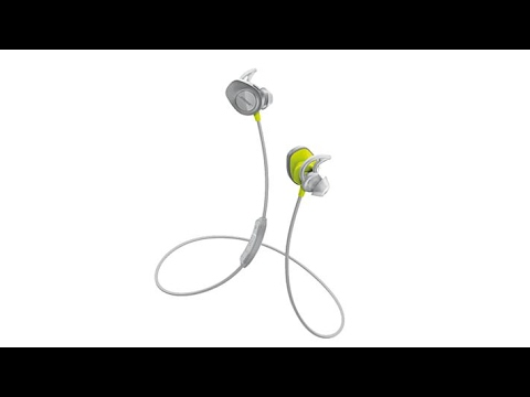 Bose SoundSport Wireless Earphones with Case  Apple