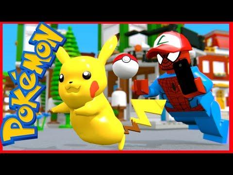 LEGO POKEMON GO - SPIDERMAN